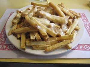 "poutine ""the works"""