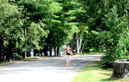 Running Haliburton