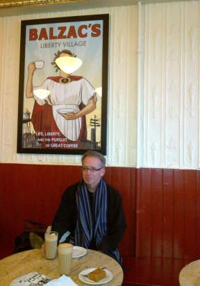 Balzac's coffee, Stratford