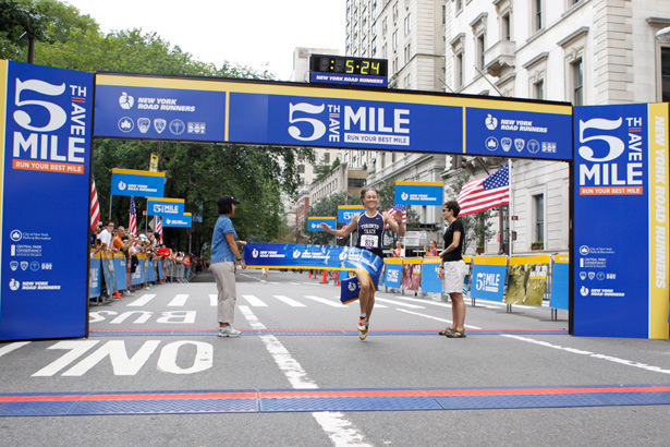 Fifth Avenue Mile