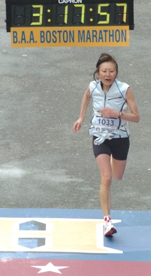 Boston Marathon 2007