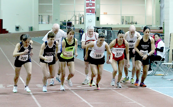 Oh, where oh where would we older folks run track without OMA