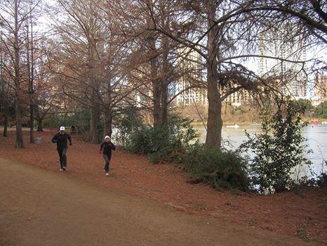 Austin-Running